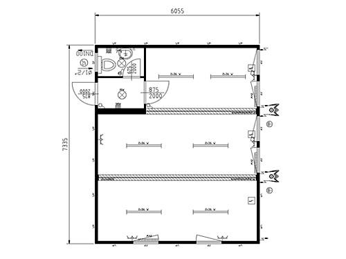 4.3.Требования к конструкции блок-контейнера